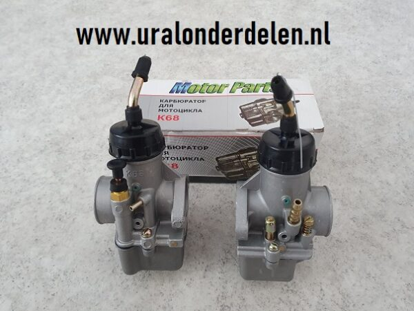 S2B02 K68 carburateurs 2