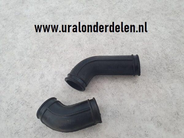 luchtfilter aansluitslangen Dnepr www.uralonderdelen.nl