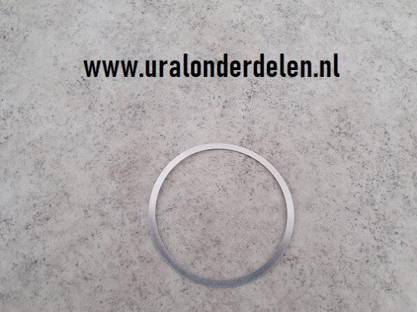 Aluminium koppakking Dnepr MT www.uralonderdelen.nl