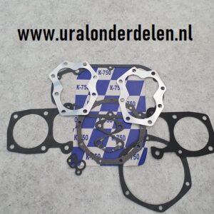 Pakkingset motorblok K750 pakking set www.uralonderdelen.nl
