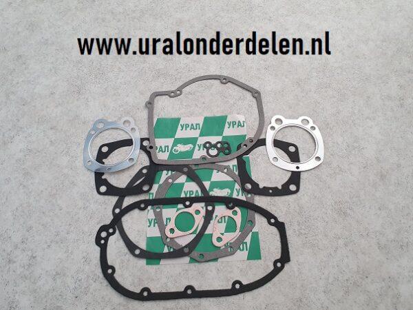 Pakkingset motorblok Ural www.uralonderdelen.nl