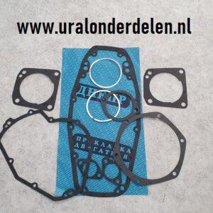 Pakkingset motorblok Dnepr www.uralonderdelen.nl