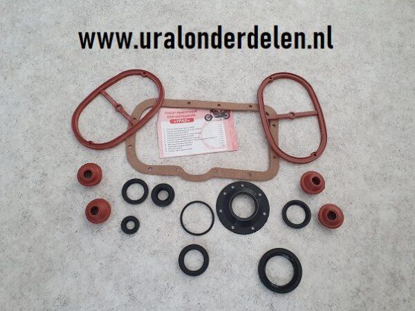 Keering en pakkingset Ural www.uralonderdelen.nl