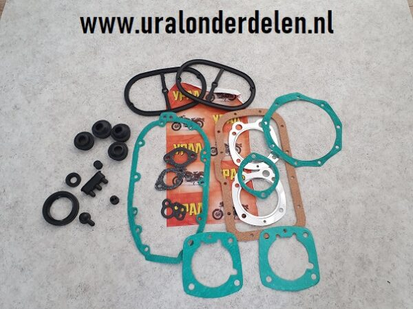 Pakking en keering set Ural www.uralonderdelen.nl