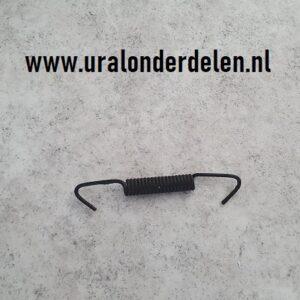 Remvoering veer www.uralonderdelen.nl