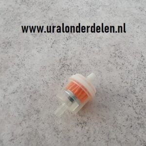 brandstof filter ural dnepr k750 m72 www.uralonderdelen.nl