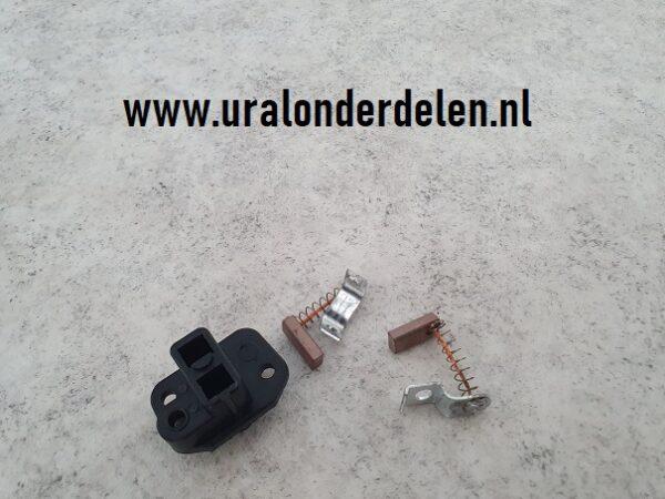 LK16 Koolborstels compleet voor 12volt dynamo G 424.2