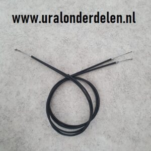Gas kabels Ural Dnepr www.uralonderdelen.nl