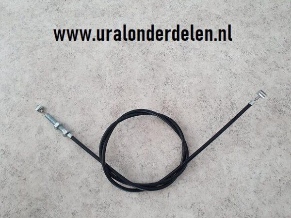 Voorremkabel UralDnepr MT (duplex rem) www.uralonderdelen.nl