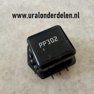 PP302 regulator spanningsregelaar regelaar ural dnepr k750 m72